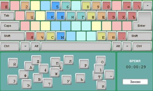Игра Клавиатура Для Чайников