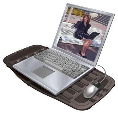 Почему нельзя ставить ноутбук на колени и вредно ли это
