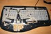 Чистка клавиатуры Microsoft Natural Ergonomic 4000