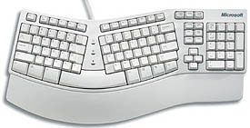 Microsoft Natural Ergonomic Elite