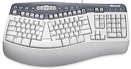 Microsoft Natural Ergonomic Multimedia